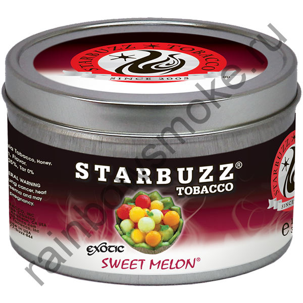 Starbuzz Exotic 250 гр - Sweet Melon (Конфетная дыня)