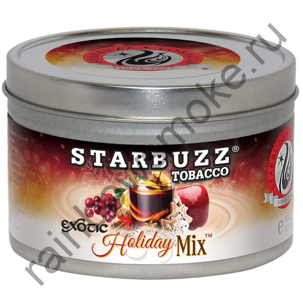 Starbuzz Exotic 250 гр - Holiday Mix (Холидей микс)
