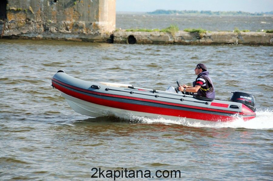 Лодки Rib Fortis-430