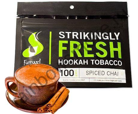 Fumari 100 гр - Spiced Chai (Пряный Чай)