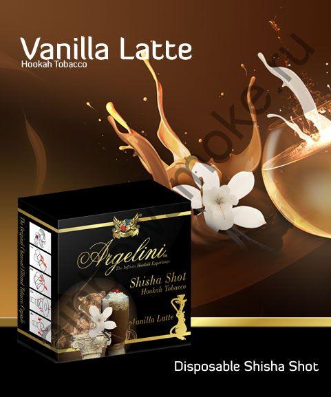 Argelini 50 гр - Vanilla Latte (Ванильный Латте)