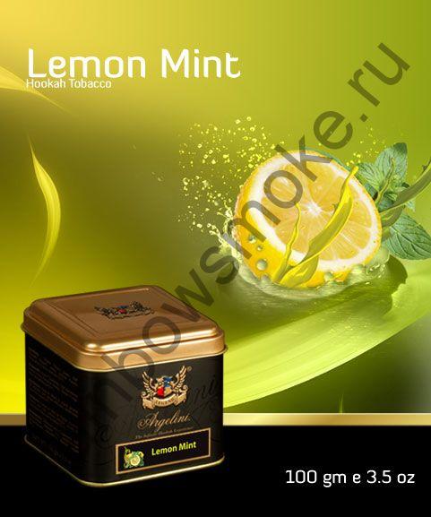 Argelini 100 гр - Lemon Mint (Лимон с Мятой)
