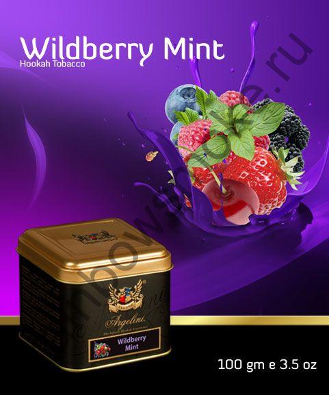 Argelini 100 гр - Wildberry Mint (Дикие Ягоды с Мятой)