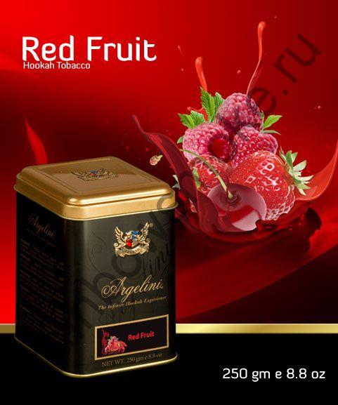 Argelini 250 гр - Red Fruit (Красный Фрукт)