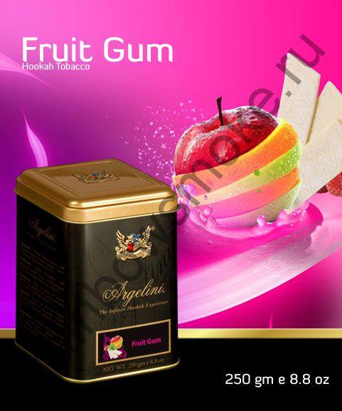 Argelini 250 гр - Fruit Gum (Фруктовая Жвачка)