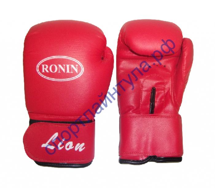 Боксерские перчатки RONIN LION