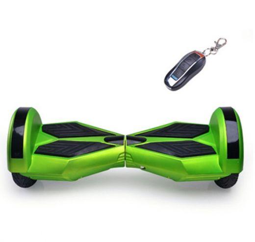 Гироскутер Transformers X6 зеленый