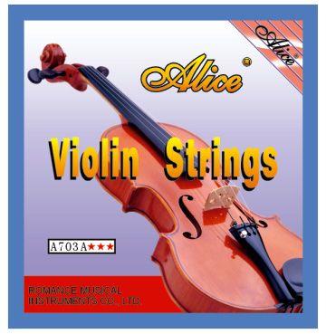 ALICE А703A Струны для скрипки