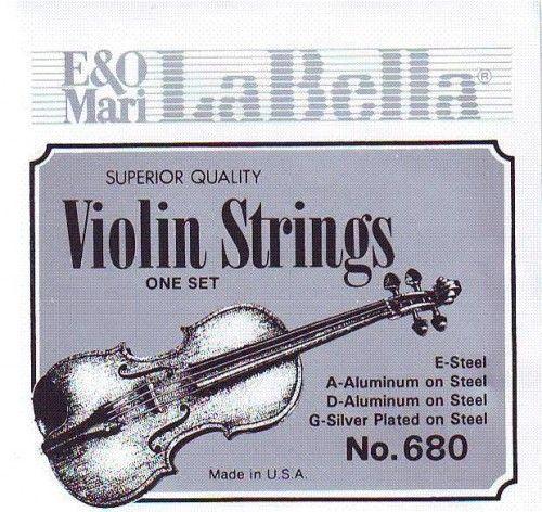 LA BELLA 680 Струны для скрипки