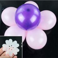 """""""Цветок из шариков"""" (зажим + 6 воздушных шаров)"""