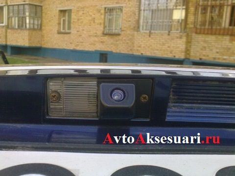Камера заднего вида для Kia Cerato 2004-2008
