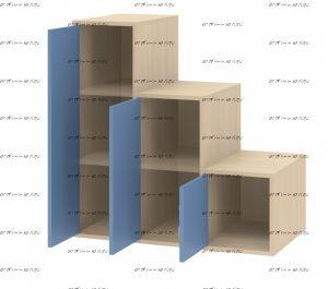 Лестница Дельта-23.6 (84х45х87)