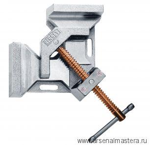 Струбцина угловая (Металлический угловой зажим) Bessey 2x90/60 WSM9