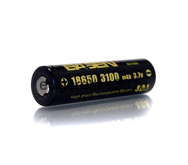 Аккумулятор 18650, BASEN BS186Q 3100 mAh, 40A