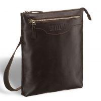 Кожаная сумка через плечо BRIALDI Grado (Градо) brown