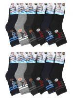 ХИТ  ПРОДАЖ!!!Носки подростковые для мальчика(ТЕРМО)-27руб