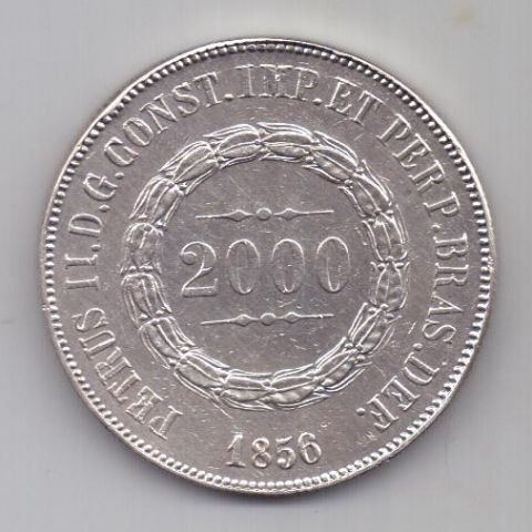 2000 рейс 1856 г. Бразилия