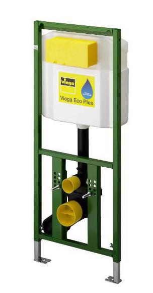 Система инсталляции Viega Eco Plus 606664 для унитазов