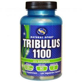 Natural Sport Tribulus Tribulus 1100 (120 капс.)