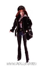 Коллекционная кукла Барби Харлей-Дэвидсон Вторая кукла  - Harley-Davidson Barbie Doll #2