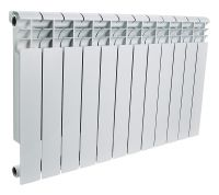 Радиатор биметаллический Rommer 12 секций 500-80-150