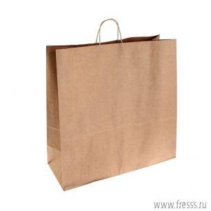 Пакет крафт без печати 53 х 50 х 20 см