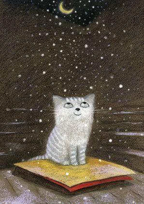 Открытка «Котёнок»