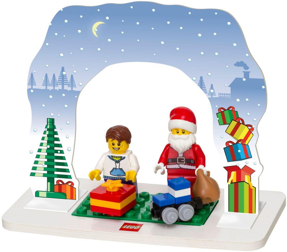 Вручение подарков. Конструктор ЛЕГО 850939