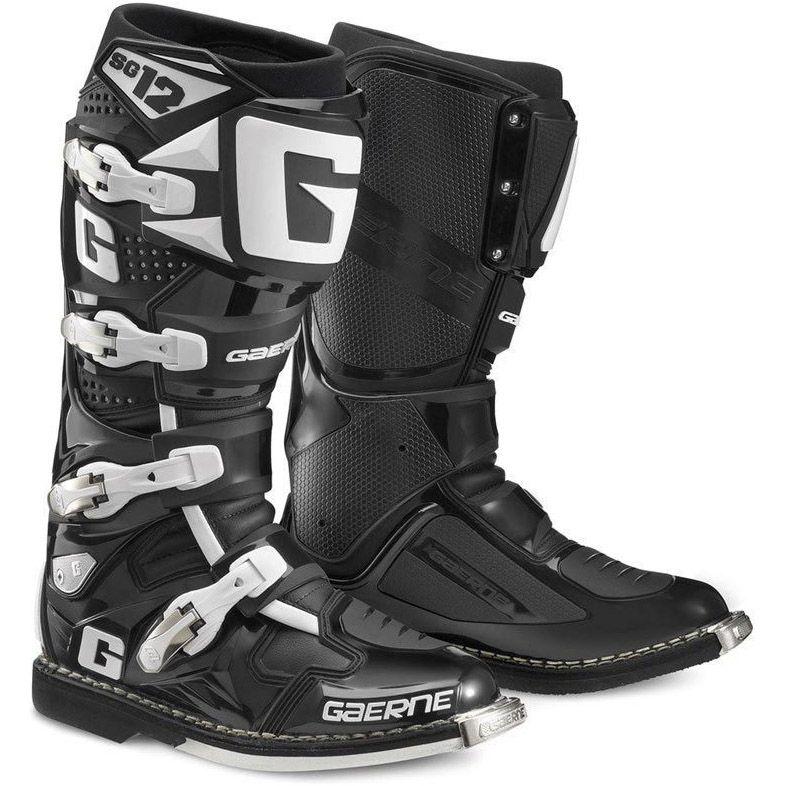 Gaerne - SG-12 Black мотоботы, черные