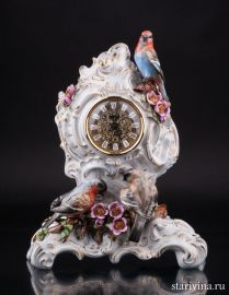 Часы Три птицы, Unterweissbach, Германия, 1990 гг
