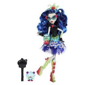 Кукла Гулия Йелпс (Ghoulia Yelps), серия Сладкий кошмар, MONSTER HIGH