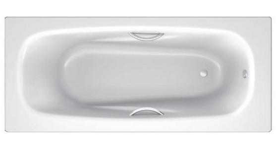BLB Стальная ванна  Universal Anatomica HG 170х75 отверстиями под  ручки