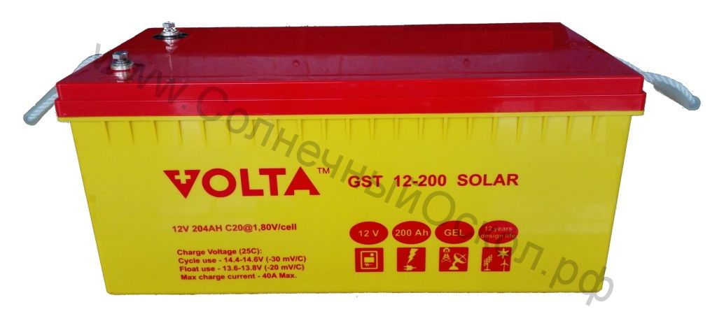 Volta GST 12-200 SOLAR