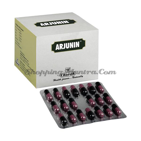 Арджунин тоник для сердца Чарак /Charak Pharma Arjunin
