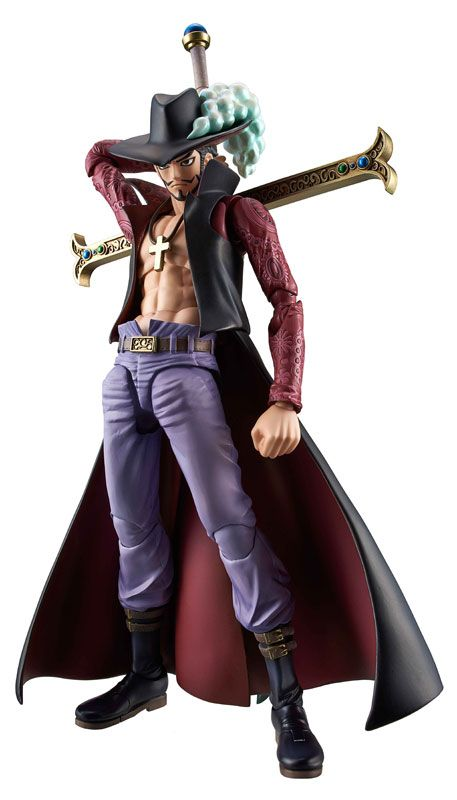Фигурка One Piece: Action Heroes Dracule Mihawk