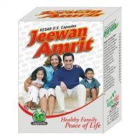 Иммуностимулирующий препарат Дживан Амрит Махавед / Mahaved Healthcare Jeewan Amrit Capsules