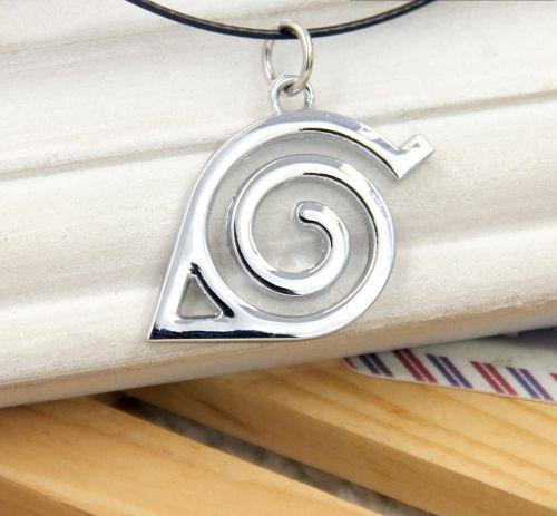 Кулон с логотипом Конохи