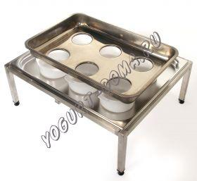 Формовочный стол для сыра.