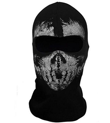 Балаклава call of duty (Skull Mask)