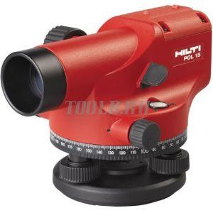 HILTI POL 15 - оптический нивелир
