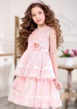 Платье Baby Steen чайная роза