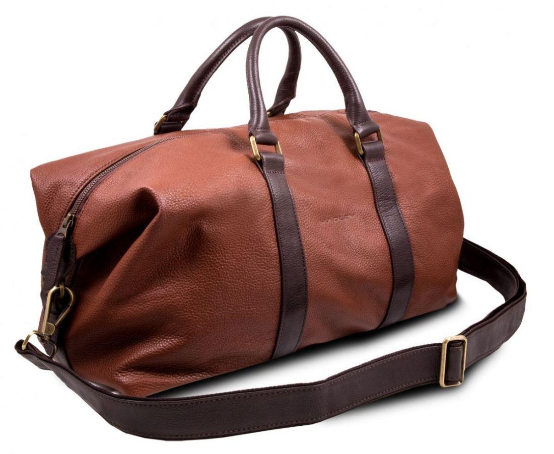 HADLEY ELIJAHWOOD кожаная дорожно-спортивная сумка