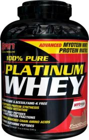 SAN 100% Pure Platinum Whey (2270 гр.)