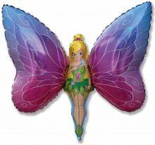 """Леди бабочка, 14""""/ 36 см"""