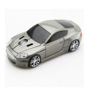 """Мышь-Машинка """"Aston Martin"""" (Беспроводная)"""