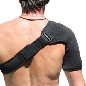 Фиксатор плечевого сустава магнитоэластичный