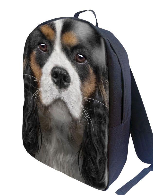 Рюкзак ПодЪполье Black dachshund