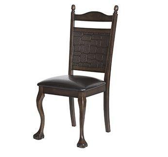 Стул с мягким сиденьем 466APU-E
