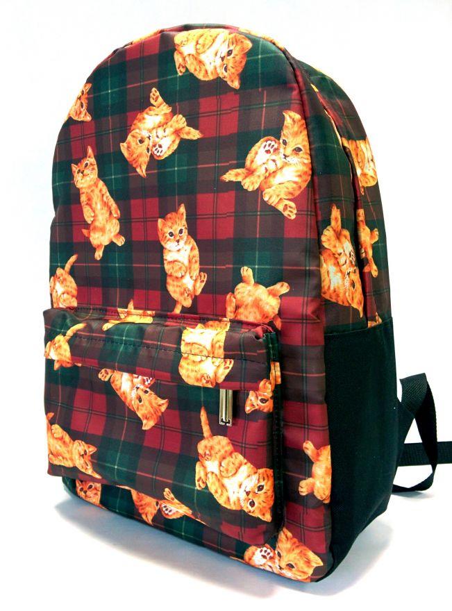 Рюкзак ПодЪполье Red cat