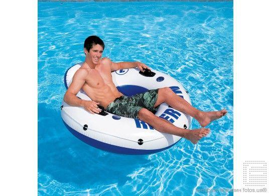 Intex Круг-лодка